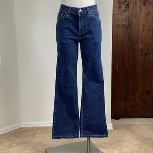 Vintage Levi's 517 Boot Cut MOM Jeans Size 3